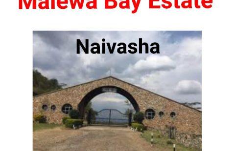 2 PLOTS ON SALE AT MALEWA BAY NAIVASHA