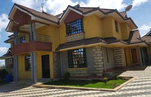 Mansion on sale in Utawala