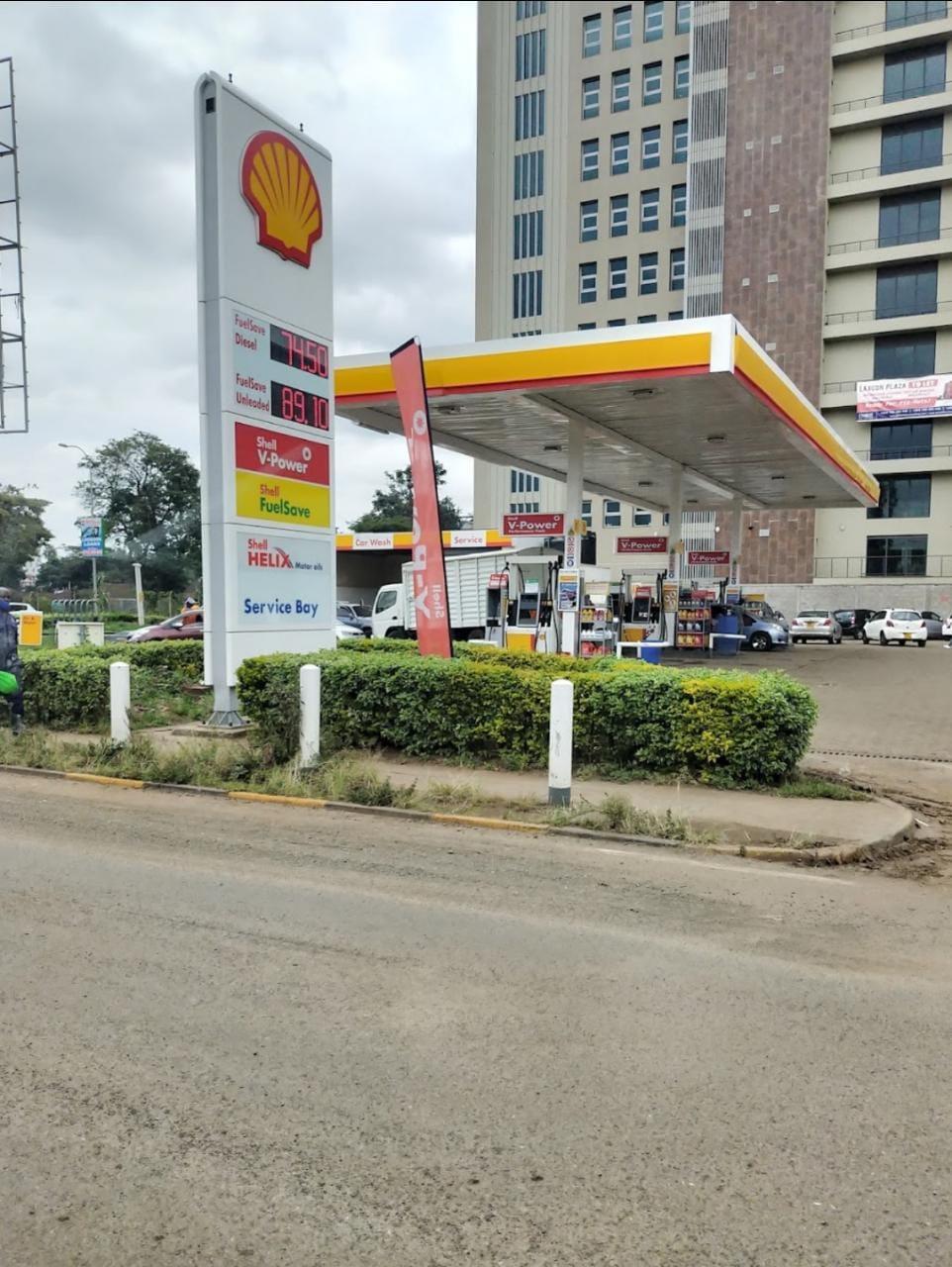Petrol station for sale parklands