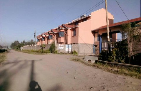 5 BEDROOMS ALL ENSUITE FOR SALE IN SYOKIMAU ALONG COMMUNITY ROAD
