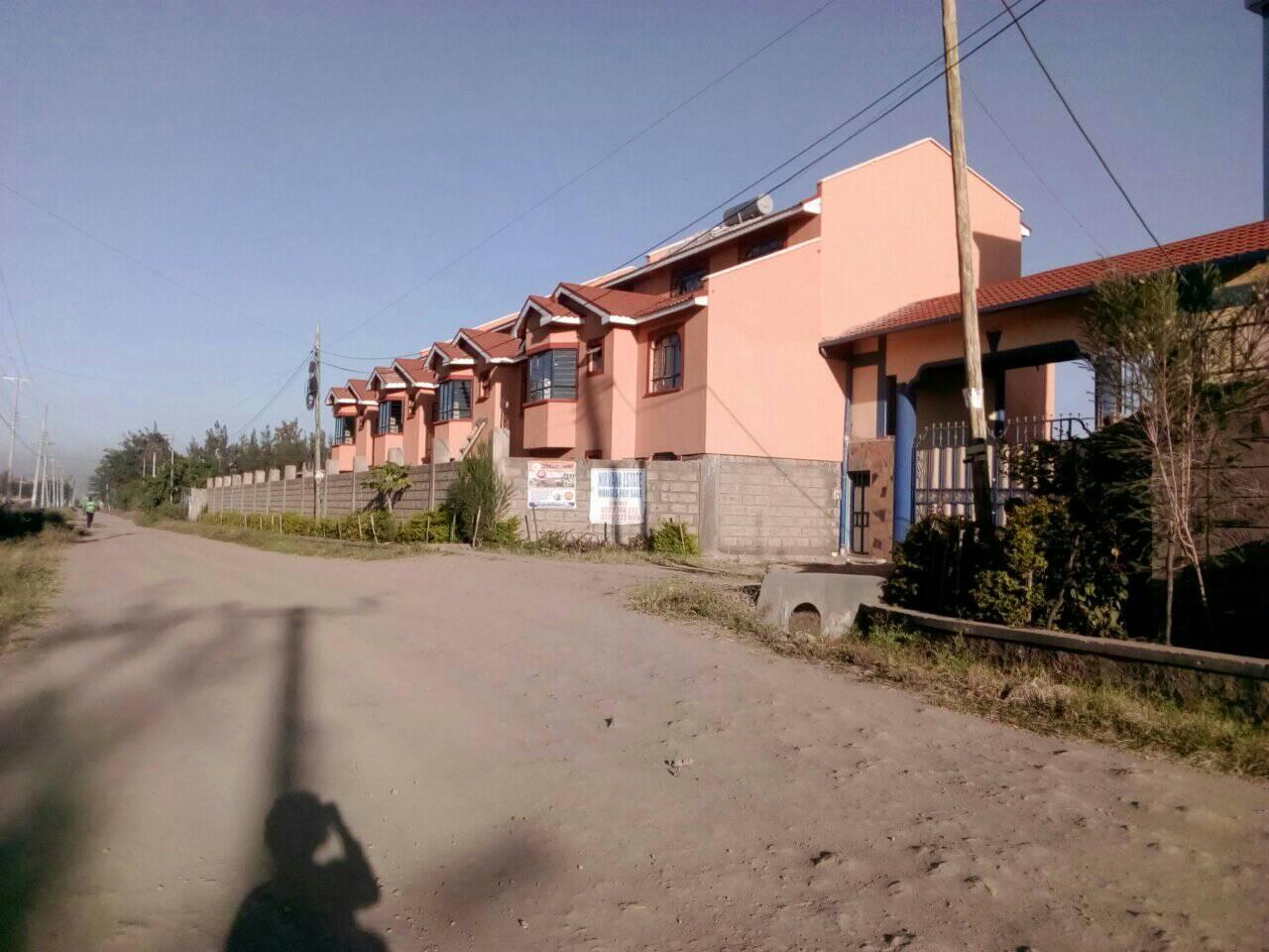 5 BEDROOMS ALL ENSUITE FOR SALE IN SYOKIMAU