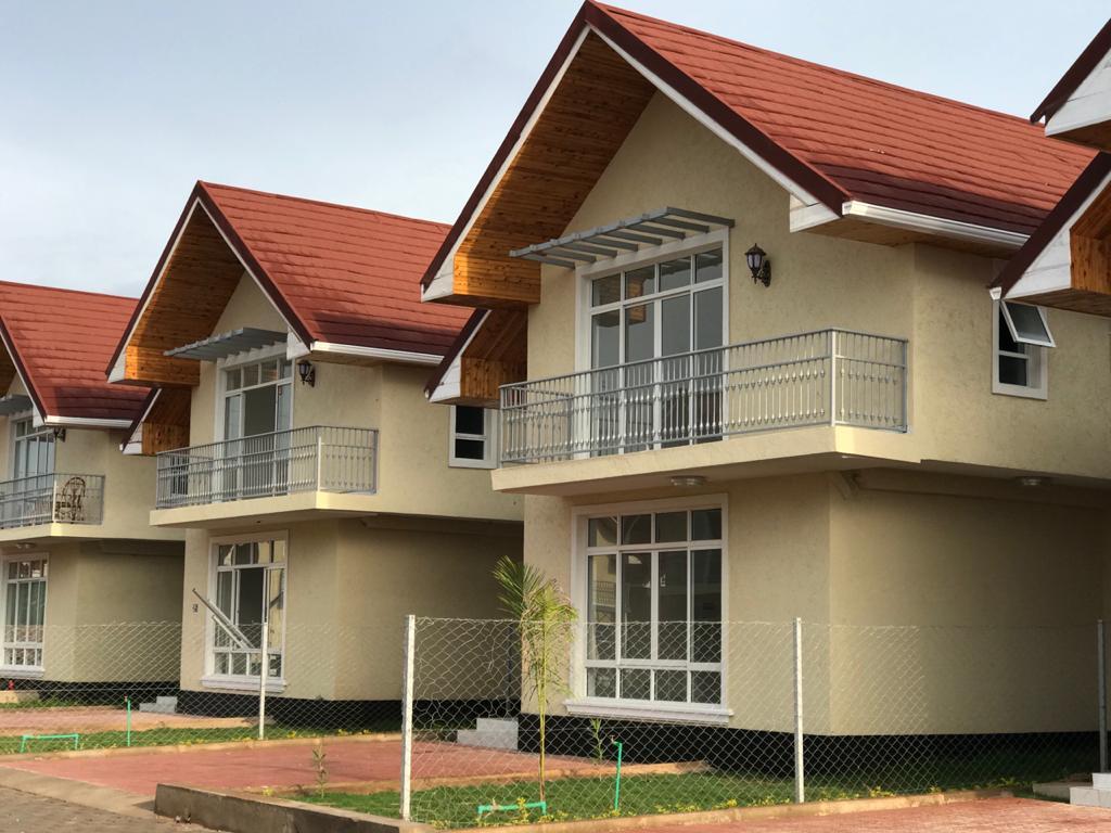 4 bedroom mansion kitengela