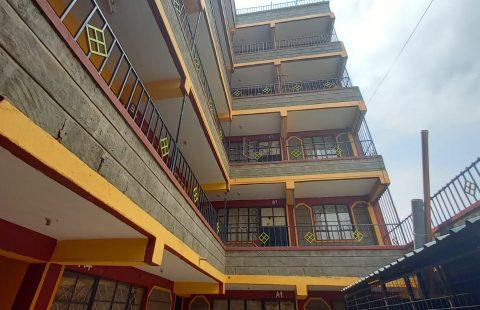 4 storey flat/plot/apartment in Githurai